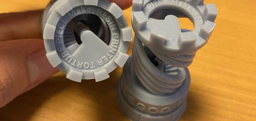 3Dプリンター:②印刷工程