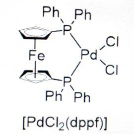 Penrose-ferrocene